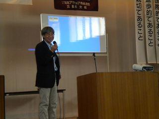 田中さん講演